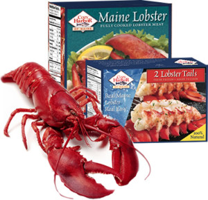 Maine Lobster Products