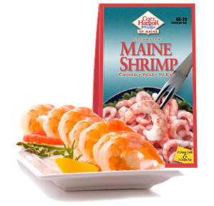 Maine Shrimp Products
