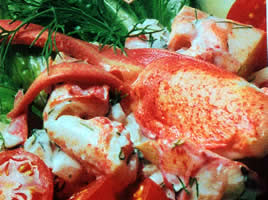 Spicy Lobster Salad with Tarragon