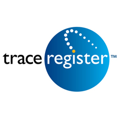 Trace Register logo